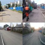 Реконструкция автодороги по ул Тихая посёлок Мурино